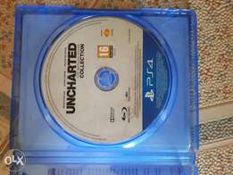 Uncharted ps4 game