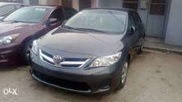 strong 2009 toyota corolla for grabs buy now