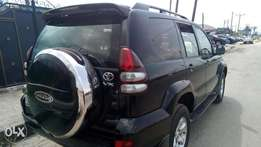 Extreemely sharp and sound firstbody 08 Prado just like brand new