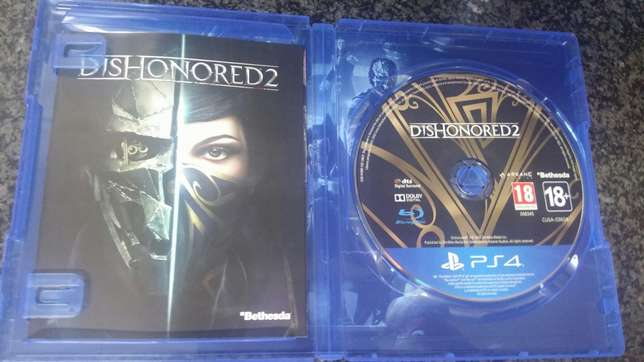 Dishonored 2 Ps4 Richards Bay - image 2