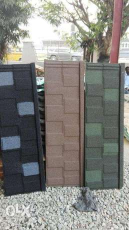 are you planning to buy quality stone coated roofing sheet with warran Lagos Island East - image 1