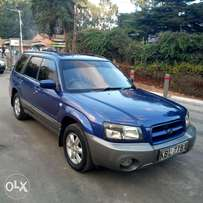 Subaru forester SG5 for sale