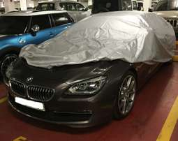 B M W CarCover .