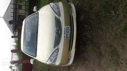 Toyota camry 2.4 sports with everything working perfectly.