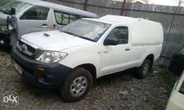 Toyota Hilux Single Cab, New, Nrb