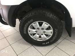 """16"""" Ford Ranger Rims and Tyres"""