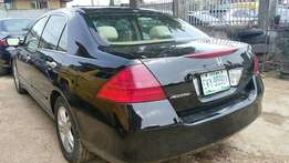 First body honda accord 07 model for sale good condition