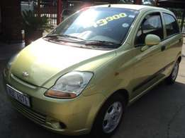 2006 Chevrolet Spark Ls 5dr in a good good condition