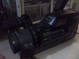 Movie camera sony