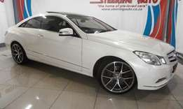2011 mercedes-benz e-class coupe 350 elegance 7g-tronic