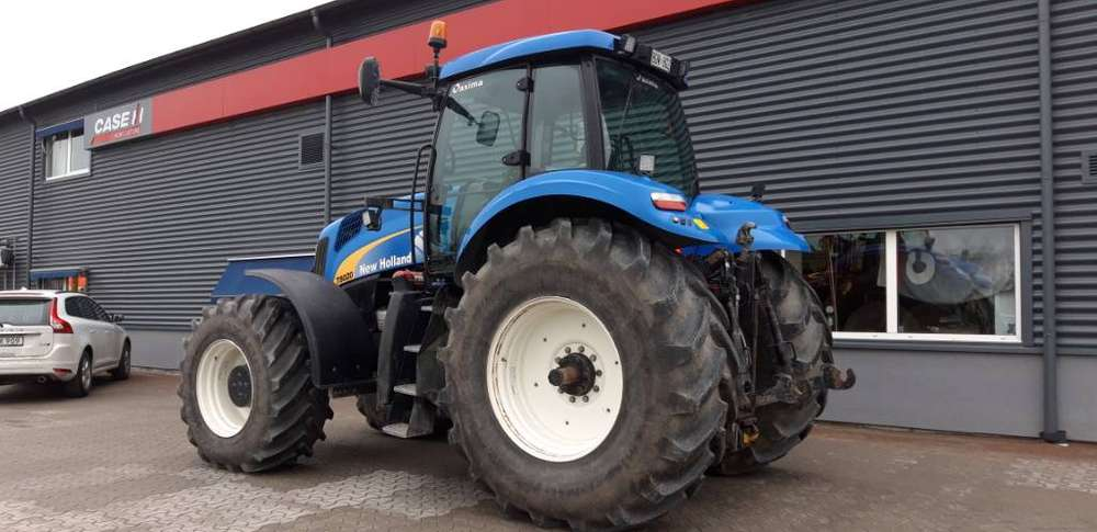 New Holland T8020 - 2008 - image 3