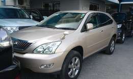 Toyota Harrier 4wd drive 4×4 kcl