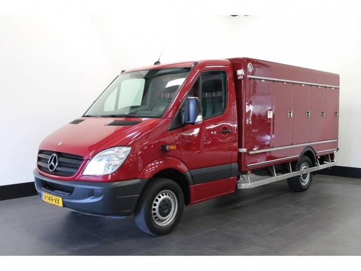 Mercedes-Benz Sprinter 313 Cdi - Carlsen Baltic Koel/vries -33°c _ - 2011