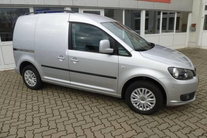 Volkswagen Caddy 1.6 TDI Kasten KLIMA SHZ TOP Zust. - 2015 - image 2