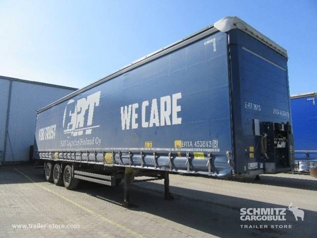 Schmitz Cargobull Curtainsider Standard - 2016