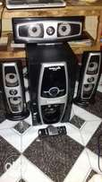 Golden tech home theater system