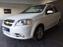 2014 Chevrolet Aveo 1.6 LS 4-door AT with only 44 000kms!!! for sale.