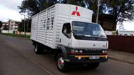 Mitsubishi FH215 KBY very well maintained.
