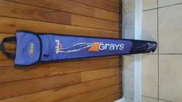 Purple Greys hockey stick bag