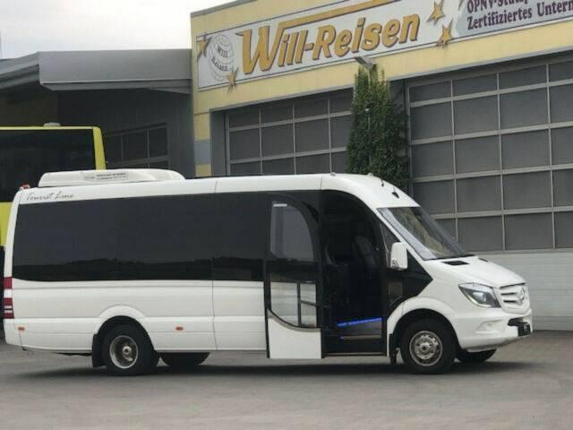 Mercedes-Benz Sprinter 519 Touristik 21-sitze 2 X Klima - 2015