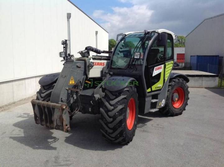 Claas scorpion 7050 - 2016 - image 2