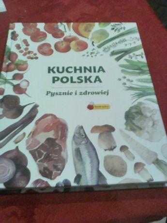 Ksiązka Kuchnia Polska Pysznie I Zdrowiej Biedronka