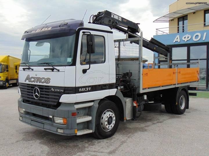 Mercedes-Benz 1831 ACTROS '99 - 1999