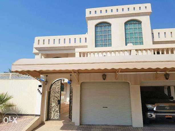 Fully Furnished Villa For Rent At Busaiteen(Ref No: BSM7)
