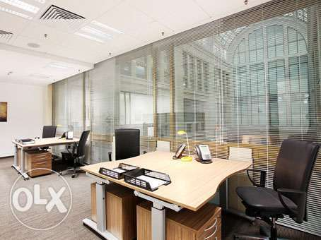 Furnished/ Unfurnished Office - Spaces
