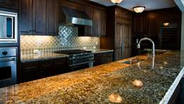 Quality affordable Xclusive granite kitchen tops
