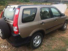 very neat like toks Honda CR-V 2006 model for sale