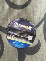 Fifa 16 for sale for PS4 . Great condition