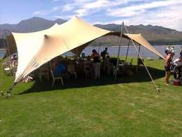 Beautiful stretch tents on SALE and Hire