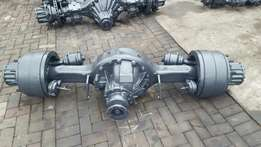 Erf Rock well R160e diff complete