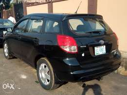 Clean used Toyota matrix 2003 for sale