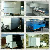 Mobile Kitchen built to your needs