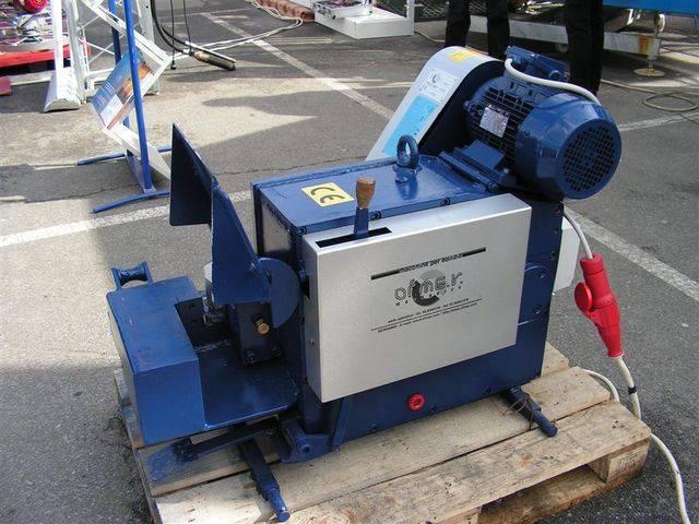 S-42 armature machine - 2008