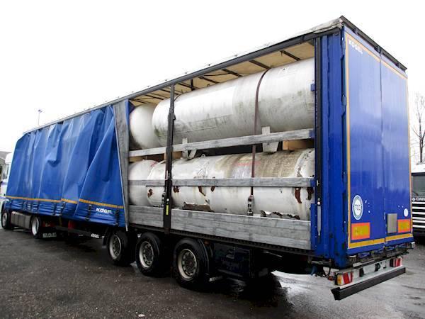 LPG / GAS  GASTANK 4850 LITER
