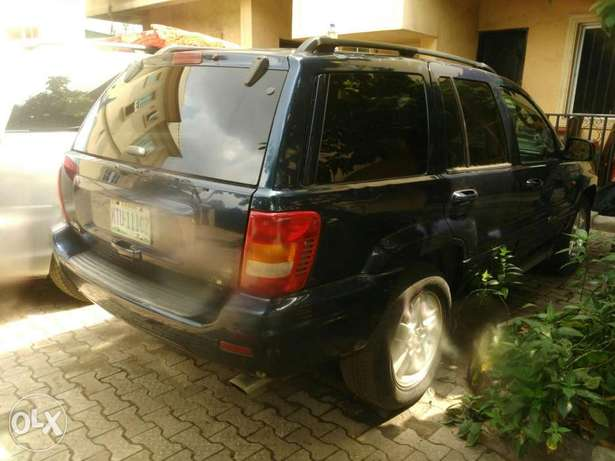 Jeep Grand Cherokee 2003 model Registered Surulere - image 3