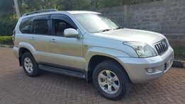 Toyota prado manual 6 speed