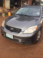 9ja used 2004 model Toyota Matrix