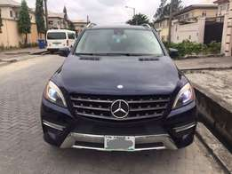 2012 sharp used ML550 Mercedes Benz