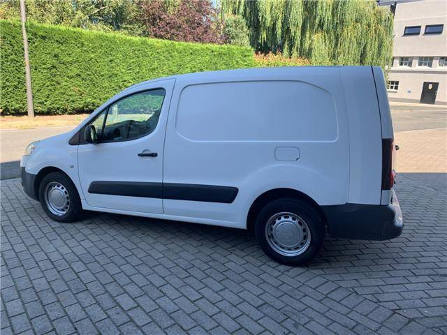 Peugeot Partner AIRCO LANGE CHASSIS EURO 5 - 2012