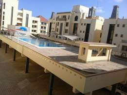 Very Spacious Brand New 3 BR Apartment + DSQ For Rent Located In Nyali