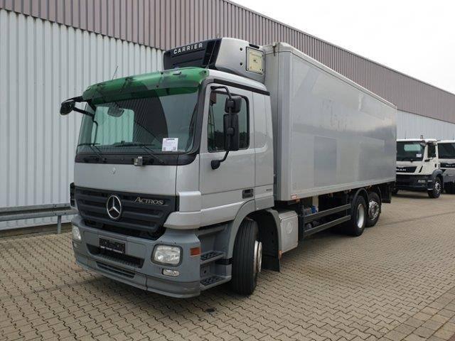 Mercedes-Benz Actros 2541 L 6x2 Actros 2541 L 6x2 Kühlkoffer, Carrier,