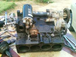 Vw engine 1.6 sub assembly
