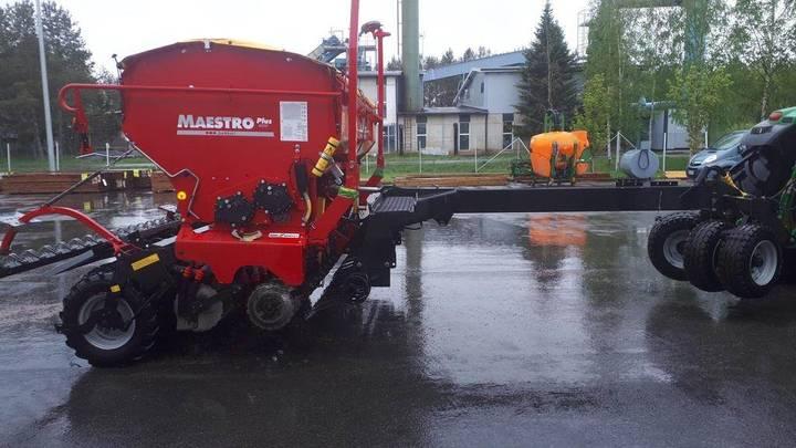 Junkkari Maestro 4000plus - 2010