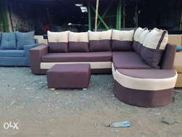 6 Seater hardwood sofas free delivery