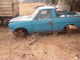 Nissan Datsun 1200 salvage(price fixed) Nakuru
