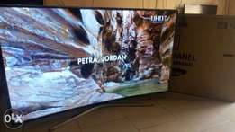 """Samsung UE65JU6500 Smart Ultra HD 4K 65"""" Curved TV with VoiceControl"""